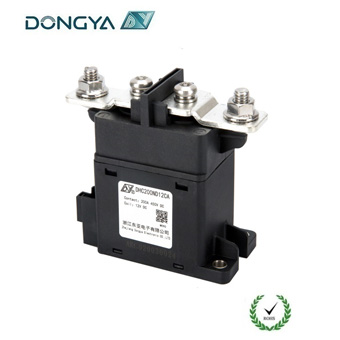 High Voltage DC Contactor DHC200